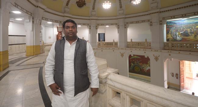 सपा विधायक अरुण वर्मा पर महिला ने लगाया था रेप का आरोप