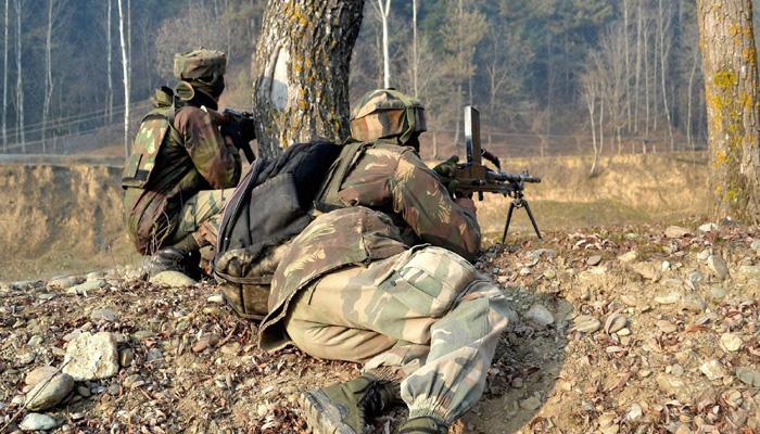 पाकिस्तान ने सीजफायर का भी किया उल्लंघन