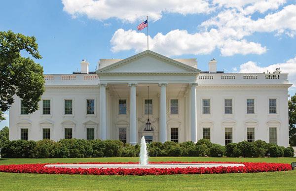 वाइट हाउस (श्रोत: इंटरनेट)