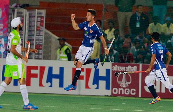 हॉकी इंडिया लीग (एचआईएल)
