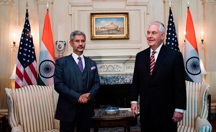 भारत के विदेश सचिव एस.जयशंकर