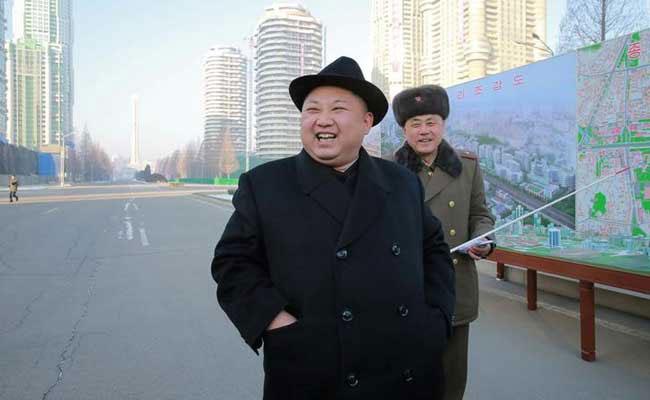 शीर्ष नेता किम जोंग-उन