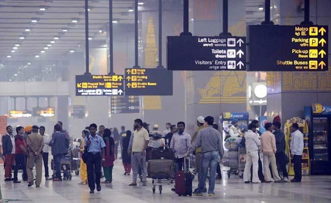 इंदिरा गांधी अंतर्राष्ट्रीय हवाई अड्डा