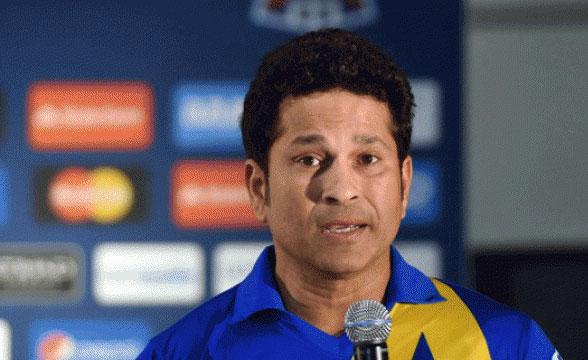 भारत के दिग्गज क्रिकेटर सचिन तेंदुलकर
