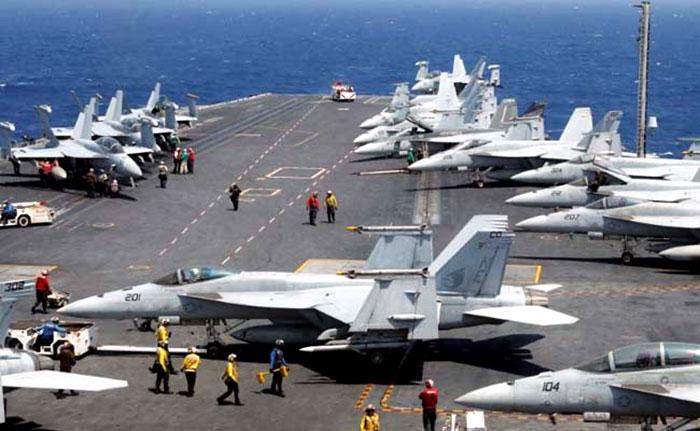 अमेरिकी नौसेना