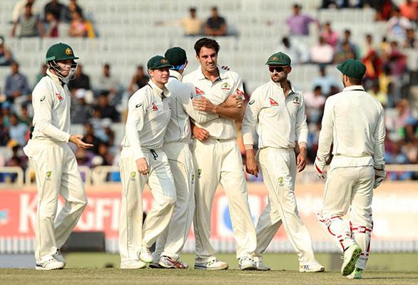 आस्ट्रेलिया क्रिकेट टीम