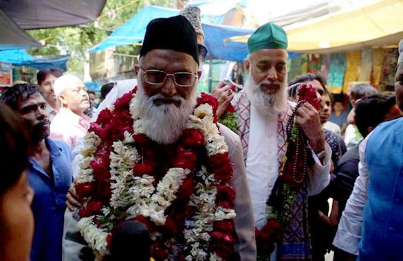 पाकिस्तान में लापता हुए दोनों भारतीय मौलवी  दिल्ली लौट