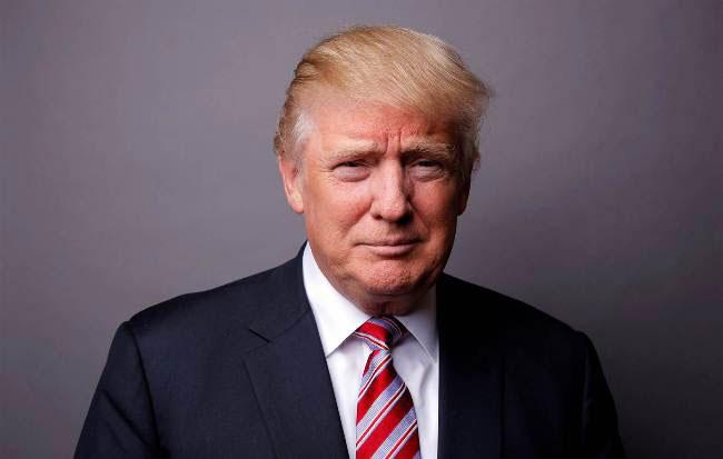 अमेरिका के राष्ट्रपति डोनाल्ड ट्रंप