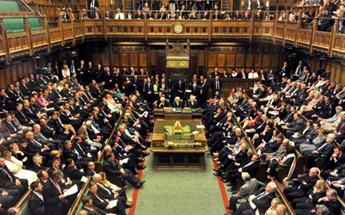 ब्रिटेन संसद