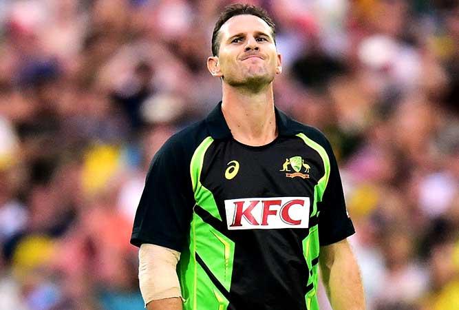 ऑस्ट्रेलियाई गेंदबाज शॉन टेट
