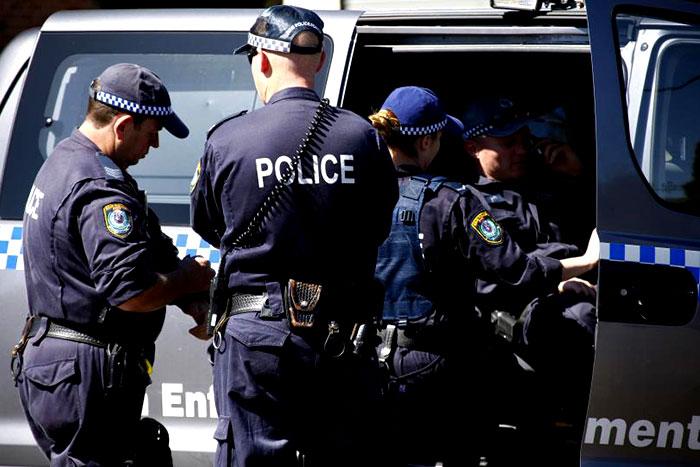 ऑस्ट्रेलिया पुलिस