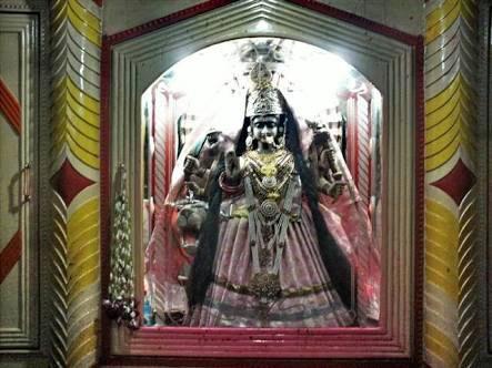 बहराइच जिले का मरी माता शक्तिपीठ मंदिर
