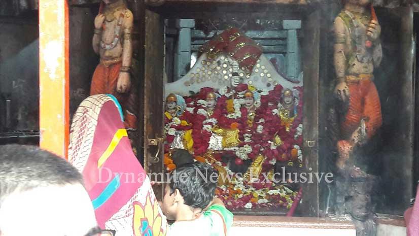 माँ तपेश्वरी मंदिर