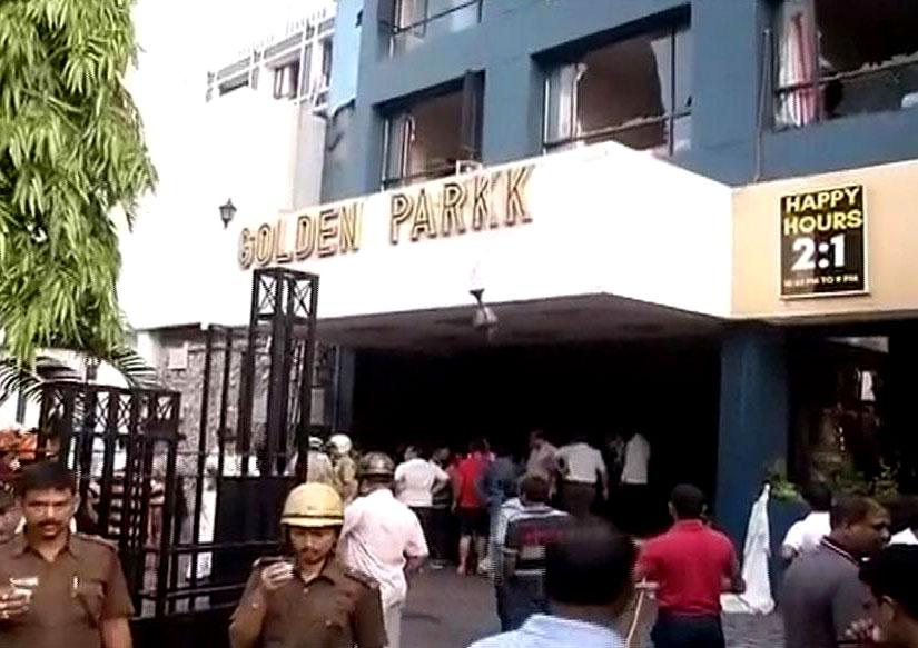 कोलकाता: होटल गोल्डन पार्क