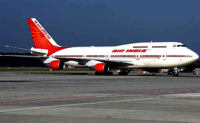 एयर इंडिया का विमान (फाइल फोटो)