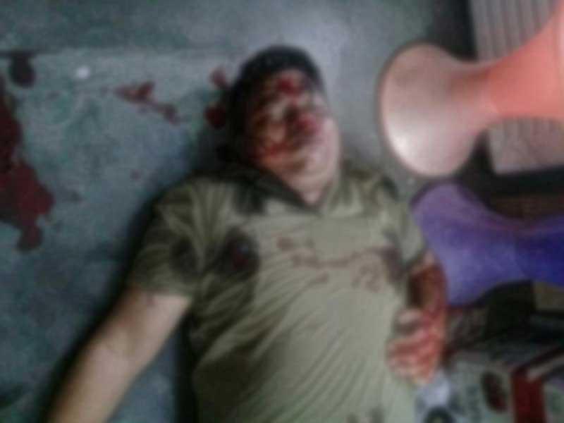 बीजेपी नेता को गोली मारकर हत्या