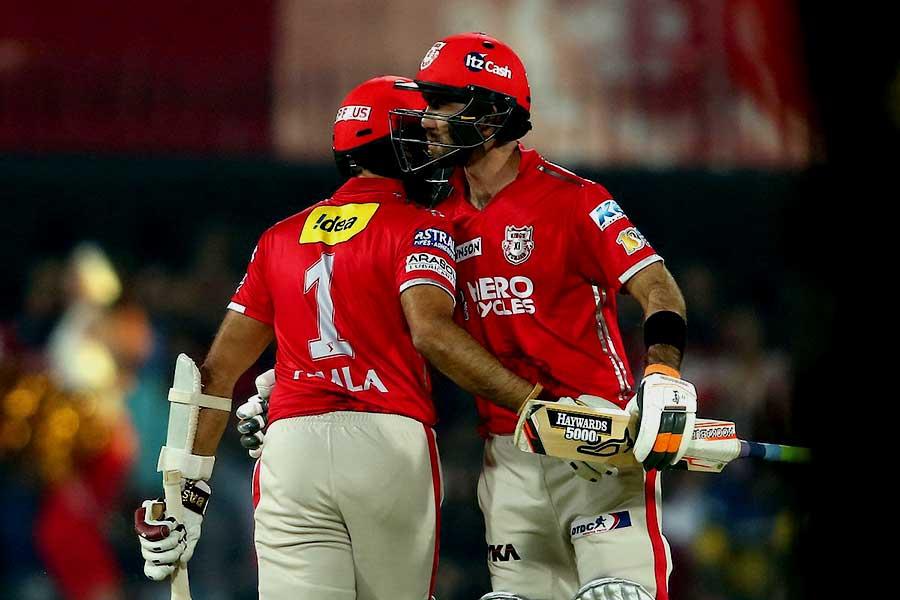 आईपीएल 2017: किंग्स इलेवन पंजाब का मैच रॉयल चैलेंजर्स बैंग्लोर के साथ