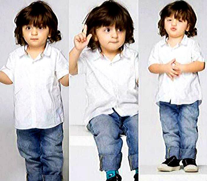 शाहरुख खान के बेटे अबराम