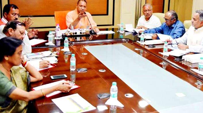 मुख्यमंत्री योगी आदित्यनाथ (फ़ाइल फ़ोटो)