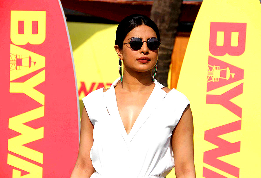 प्रियंका चोपड़ा ,अभिनेत्री