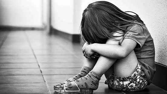 5 साल की मासूस बच्ची के साथ दुष्कर्म