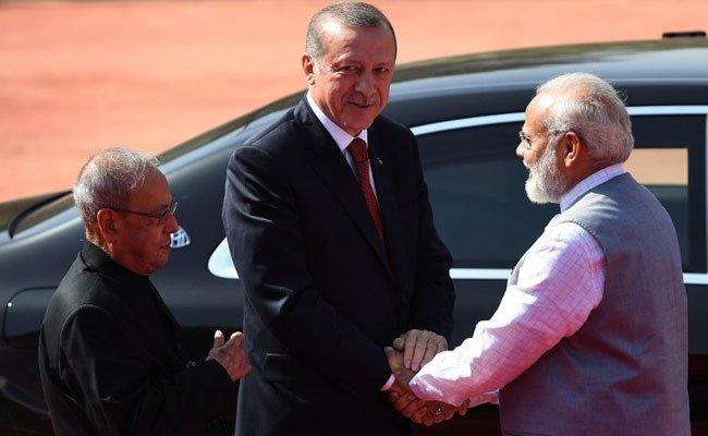 रेसेप तैयप एर्दोगन, तुर्की राष्ट्रपति