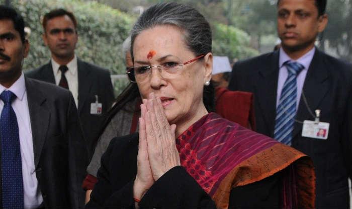 कांग्रेस अध्यक्ष सोनिया गांधी (फाइल फोटो)