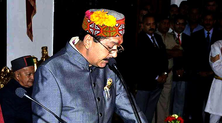 करण सिंह, हिमाचल प्रदेश के आयुर्वेद मंत्री