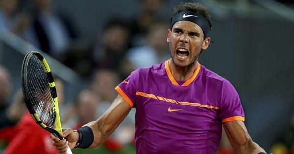 राफेल नडाल, टेनिस खिलाड़ी