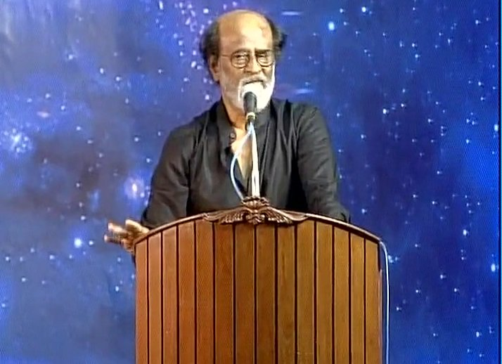 सुपरस्टार रजनीकांत