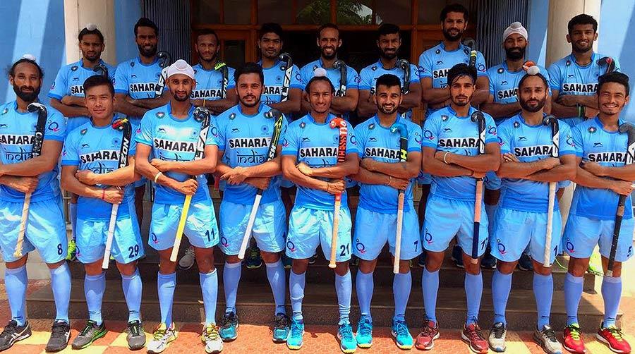 भारतीय हाकी टीम