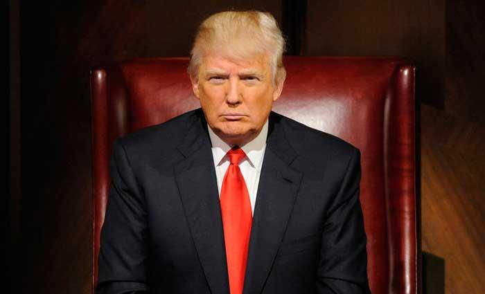 डोनाल्ड ट्रंप, अमेरिका के राष्ट्रपति