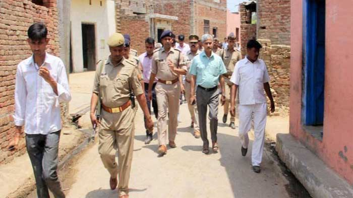 सहारनपुर में नई पुलिस अधिकारियों की टीम