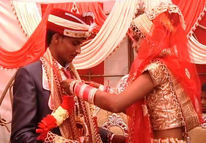 दलित और ठाकुरों ने कराई दलित युवतियों की शादी