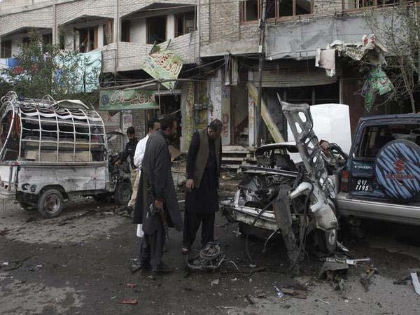 बगदाद में आतंकी हमला