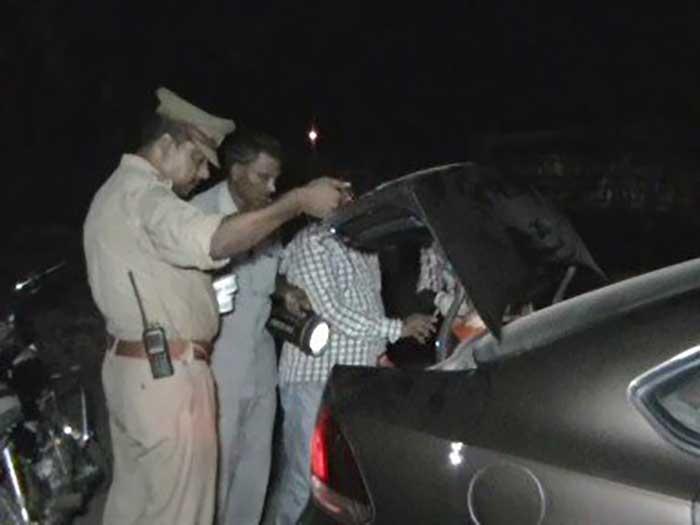 डीआईजी के बेटे की गोली मारकर हत्या