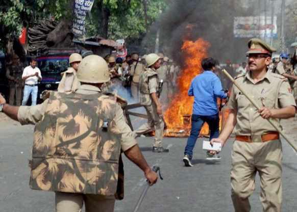 सहारनपुर हिंसा