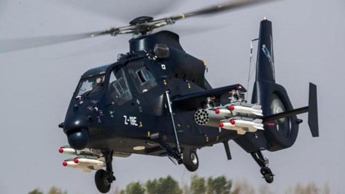 भारतीय सीमा में देखा गया चीनी हेलीकॉप्टर