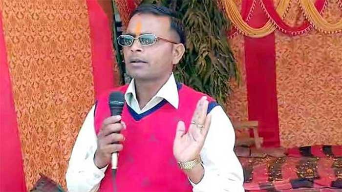 नाथूराम वर्मा, बीजेपी नेता (फाइल फोटो)