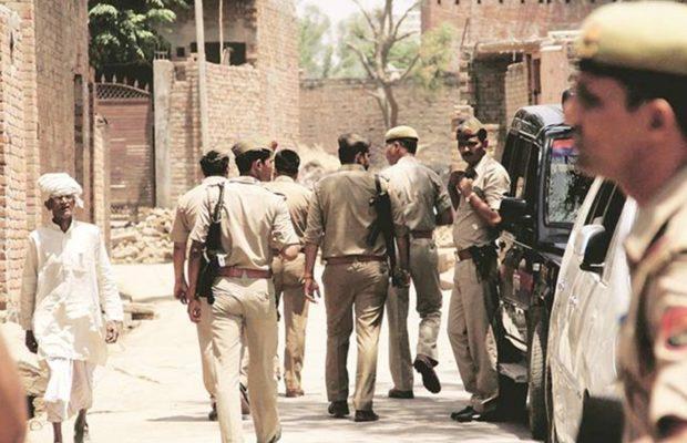 सहारनपुर में पुलिस ने बढ़ाई चौकसी