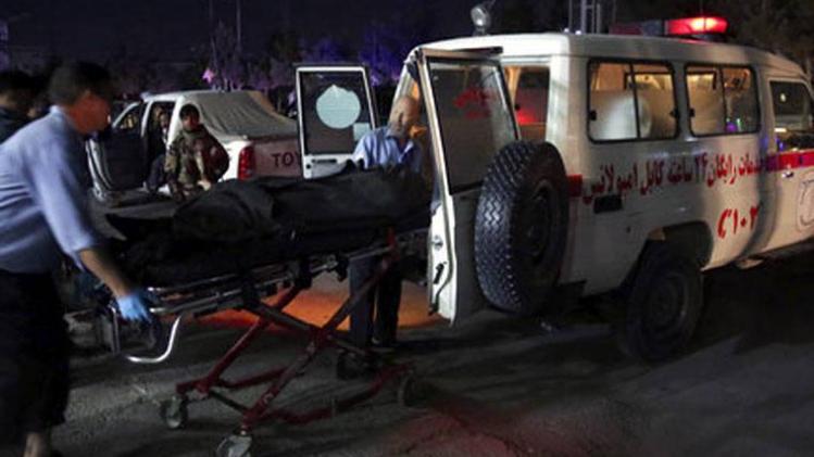 काबुल में बम धमाका