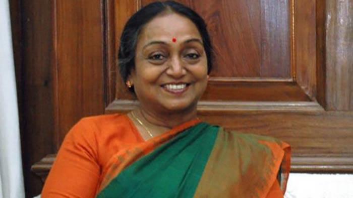 मीरा कुमार (फाइल फोटो)