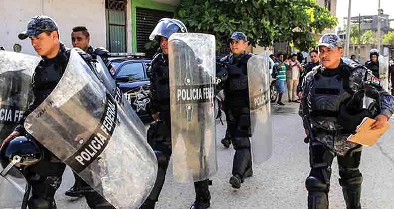 मेक्सिको पुलिस