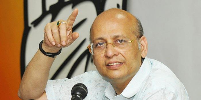 डॉ. अभिषेक मनु सिंघवी, कांग्रेस प्रवक्ता और राज्यसभा सांसद
