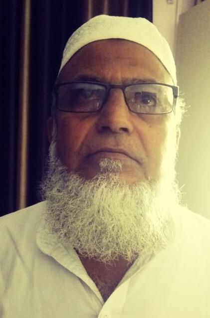 आरोपी कादिर अहमद