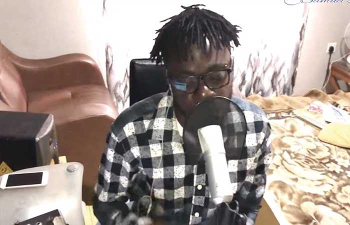 भोजुपरी गाना गाते नाइजीरिया का लड़के