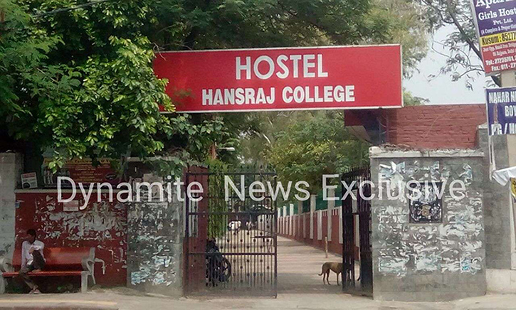 Hostel-Hansraj College