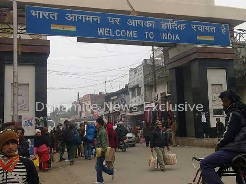 भारत-नेपाल सीमा पर बढ़ाई गई सुरक्षा व्यवस्था