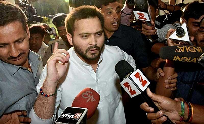 तेजस्वी प्रसाद यादव, उपमुख्यमंत्री