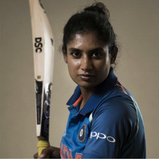 मिताली राज, महिला टीम की कप्तान (फाइल  फोटो)